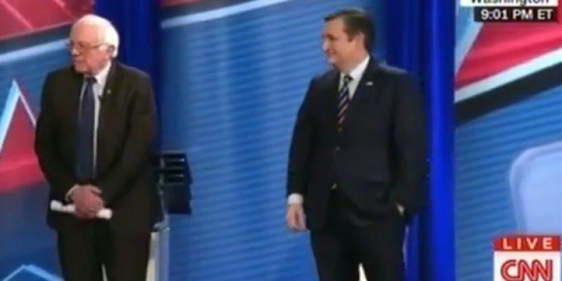 VIDEO: Ted Cruz And Bernie Sanders Debate The Obamacare Repeal