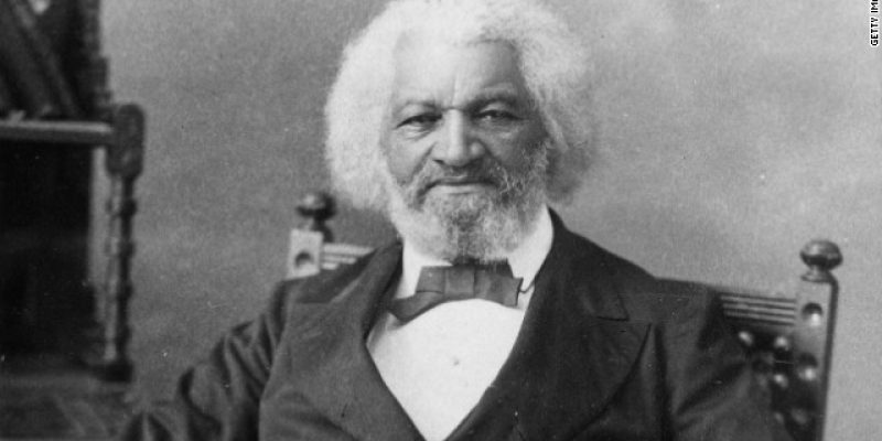 WATSON: Frederick Douglass, The Greatest American