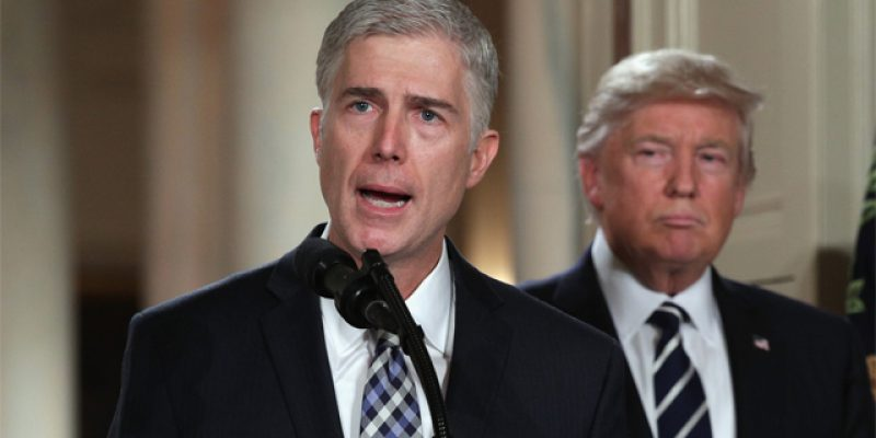 BAYHAM: Trump's Huge, Tremendous, Terrific Supreme Court Pick