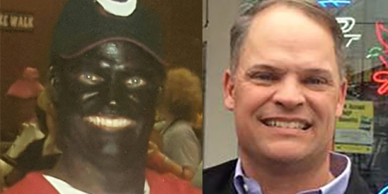 Robbie Gatti Takes To The Radio To Explain His Blackface Photo, But Does It Wash?