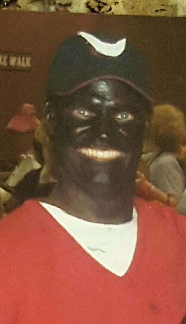 robbie gatti blackface