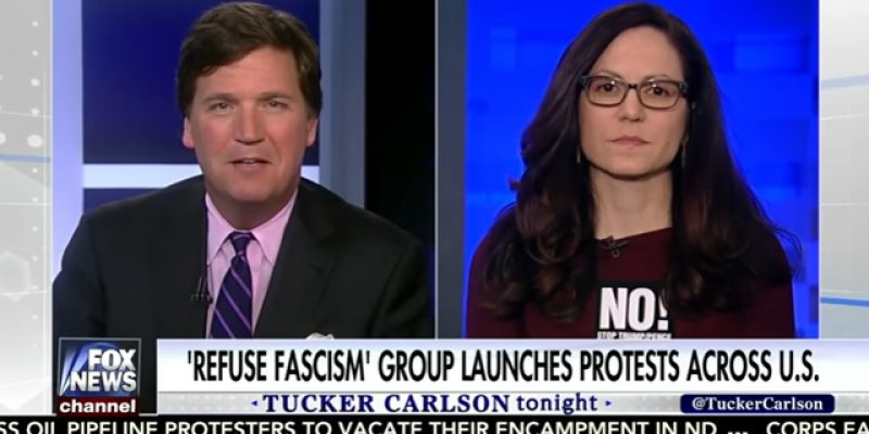 VIDEO: Tucker Carlson Has On Another Anti-Trump Loon