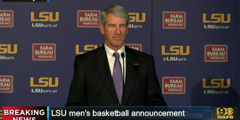 The LSU Basketball Coaching Search LiveBlog, With Updates – UPDATE: It's Over, And Will Wade's The Guy