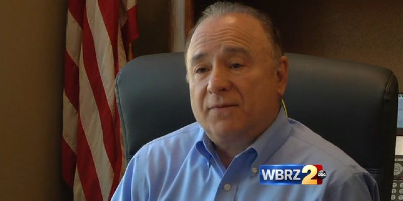 Kenny Matassa Looks Cooked In Ascension Parish