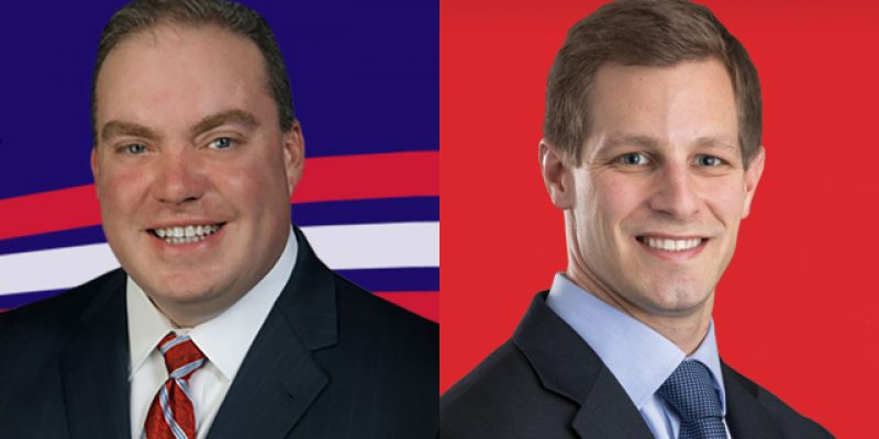 We Now Have A Battle Of Ads In The District 42 Race