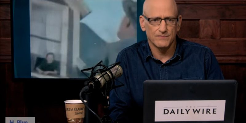 VIDEO: Andrew Klavan's Hilarious Report On Obama's Trump Tower Spying Operation
