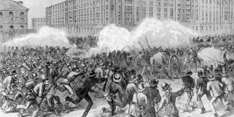 BAYHAM: What Actually Happened At The Battle Of Liberty Place