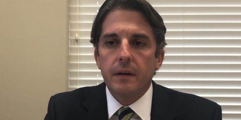 VIDEO: Cameron Henry On The State's Budget Process In The Legislative Session's First Week