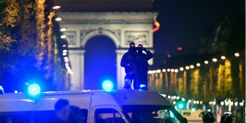 HOLTON: Why All The Jihadi Attacks Around The World? Why Now?