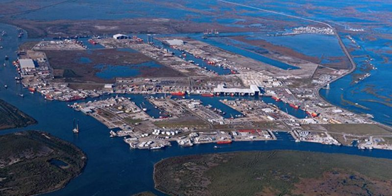 BRIGGS: Great Ports Are Louisiana's Secret Economic Ingredient