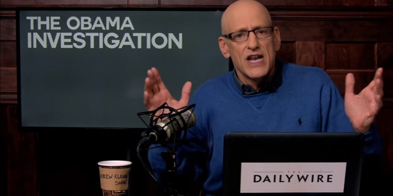 VIDEO: Andrew Klavan With A Hilarious Take On The James Comey Firing