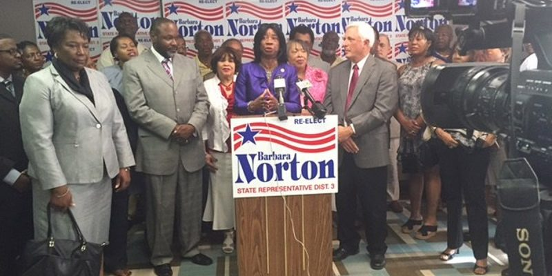 SADOW: Tarver Booting Norton Off The Ballot Is A Good Thing For Conservatives
