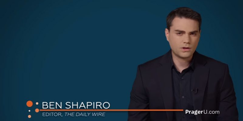 PRAGER U: Hey Social Justice Warriors, Facts Don't Care About Your Feelings