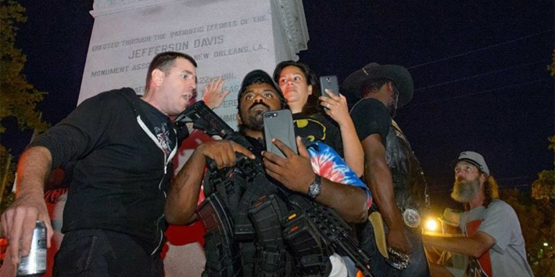 KESSLER: Tense Standoff Turns Violent In New Orleans Over Confederate Monuments