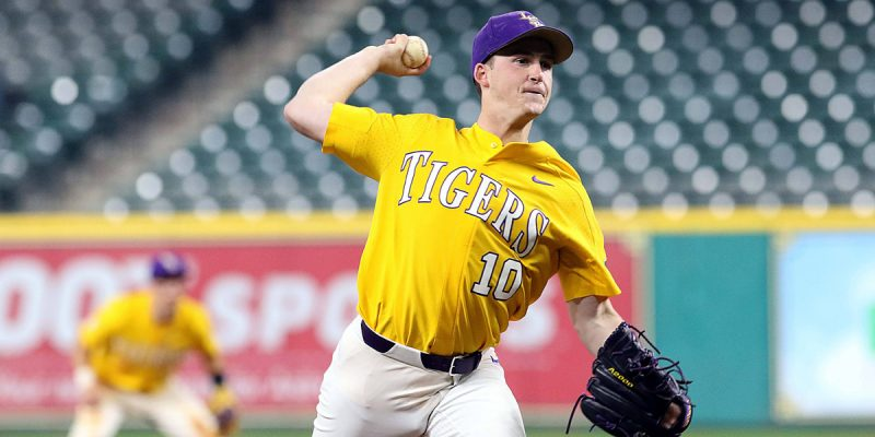 Tomorrow Night, Both Democrats And Republicans Will Wear LSU Baseball Uniforms To Honor Steve Scalise