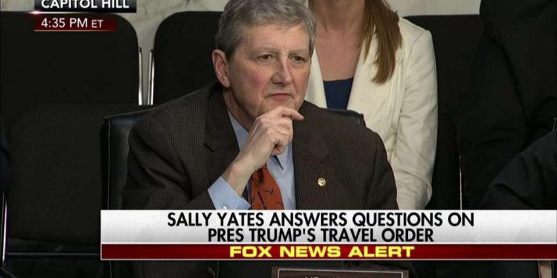 "VIDEO: Kennedy To Sally Yates – ""Who Appointed You To The U.S. Supreme Court?"""
