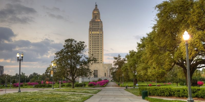 Louisiana's Political Culture Has A Facade For A Foundation, And It's Crumbling