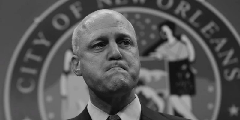 CROUERE: Mitch Landrieu's Still Fighting The Civil War, And The Media Loves Him For It
