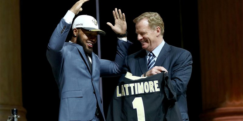 BAYHAM: A Review Of The 2017 Saints Draft