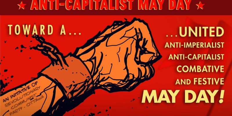Here's A May Day Photo Showing How Perfectly Ridiculous Today's Leftists Are