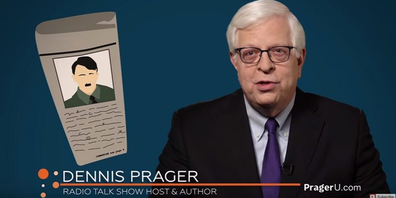 PRAGER U: Why Isn't Communism As Hated As Nazism?