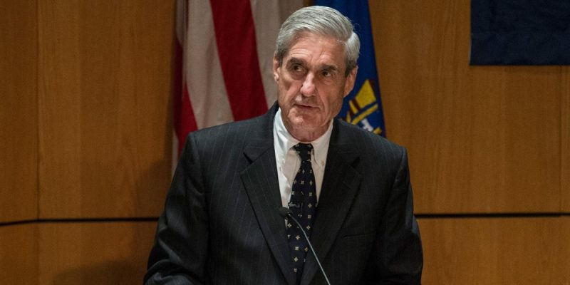 HOLTON: Why I Don't Have Much Faith In Robert Mueller