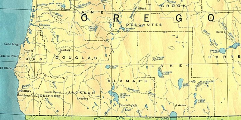 The New York Times' Failed Attack On The Anti-Tax Counties Of Southwestern Oregon