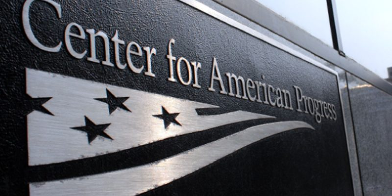 The Center For American Progress Is A Bunch Of A-Holes, And Here's Proof