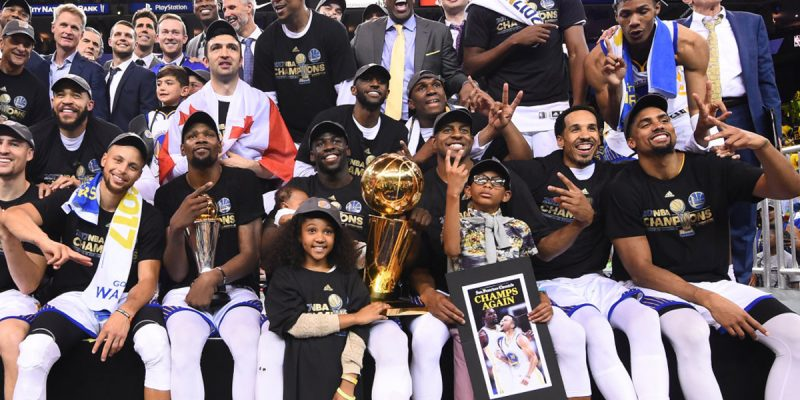 The Golden State Warriors Have Refused To Meet The President To Celebrate Their Title