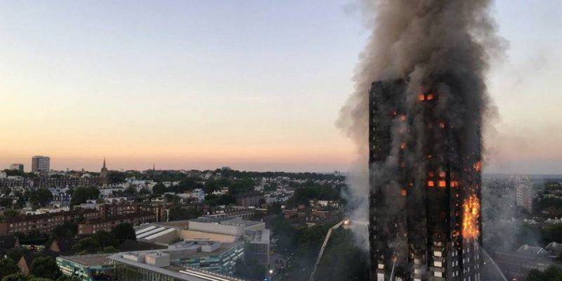 So Far 75 Government Housing Buildings In The U.K. Have Been Tested For Fire Safety, And All Of Them Have Failed