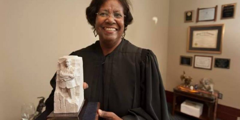District Judge Janice Clark Finally Recused Herself From Her Daughter's Lawsuit