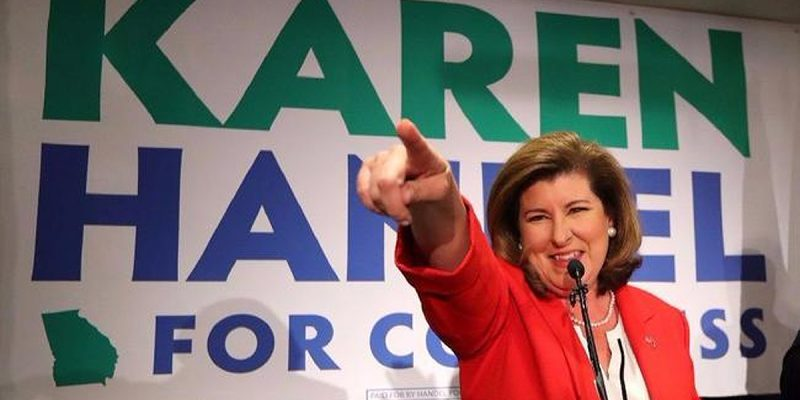 Six Takeaways From Karen Handel's Victory In Georgia Last Night