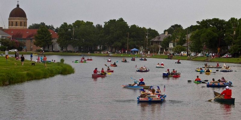 UPDATE: There's More To The Cancelling Of The 4th Of July Parade On Bayou St. John