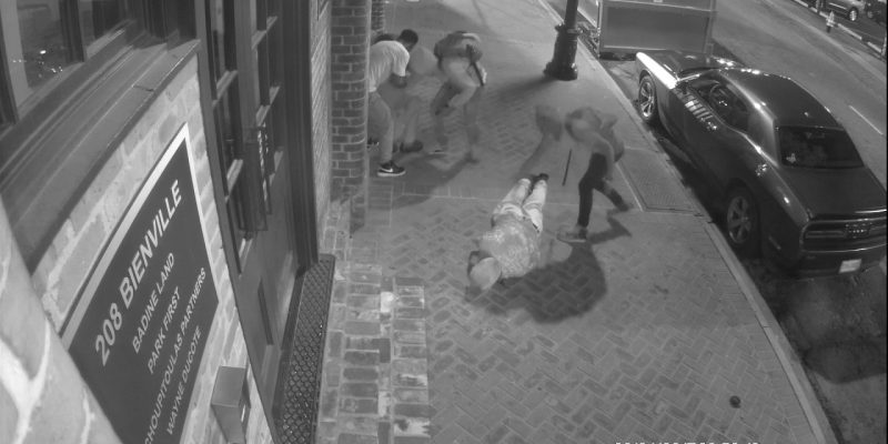 FAGAN: Video Of Compelling French Quarter Attack Catches Eye Of The Nation
