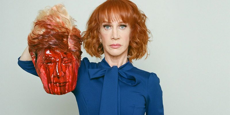 HARTMAN: Everybody, Shut Up About Kathy Griffin