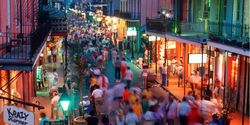 FAGAN: Why Does Mitch Landrieu Want Fewer Tourists In New Orleans?