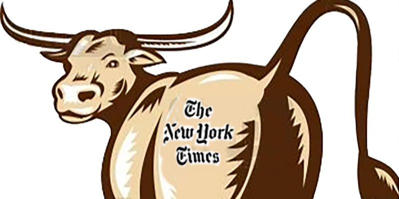 FAGAN: New York Times Won't Apologize After Caught Telling A Blatant Lie Linking Sarah Palin To Scalise Attack