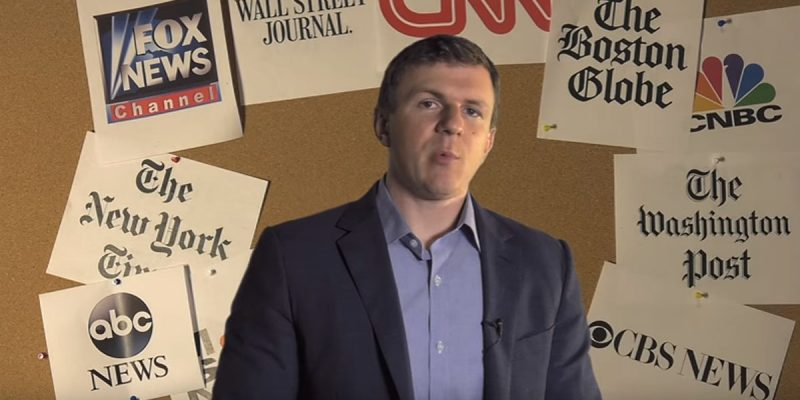 VIDEO: Project Veritas' Sting Of CNN Exposing The Trump-Russia Scandal As Bunk