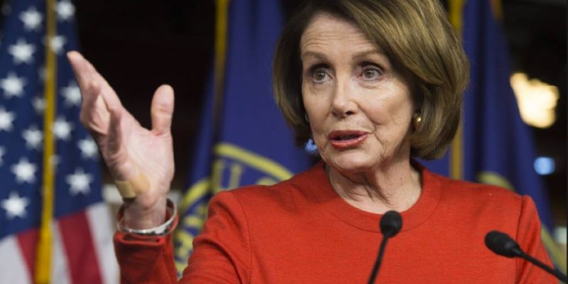 Pelosi Tries To Reclaim The Spotlight After Scalise's Shooting