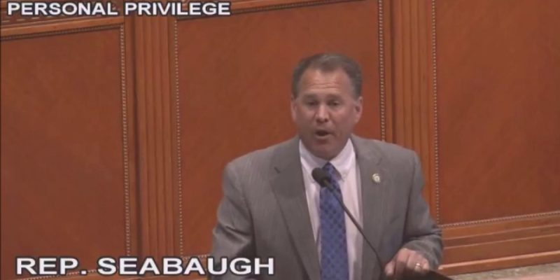AUDIO: Alan Seabaugh Responded To Steve Carter's Angry Gas Tax Rant, And It Was Epic