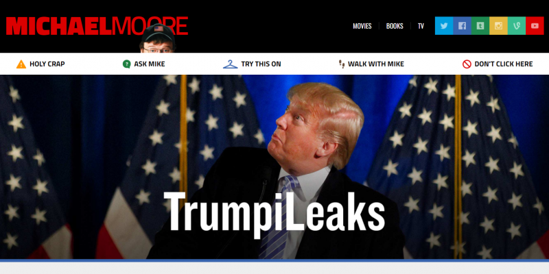 """Introducing """"TrumpiLeaks:"""" A Safe Space For Espionage"""