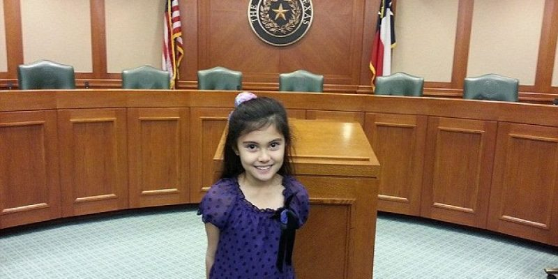 Texas Medical Cannabis Refugee Alexis Bortell Sues Jeff Sessions