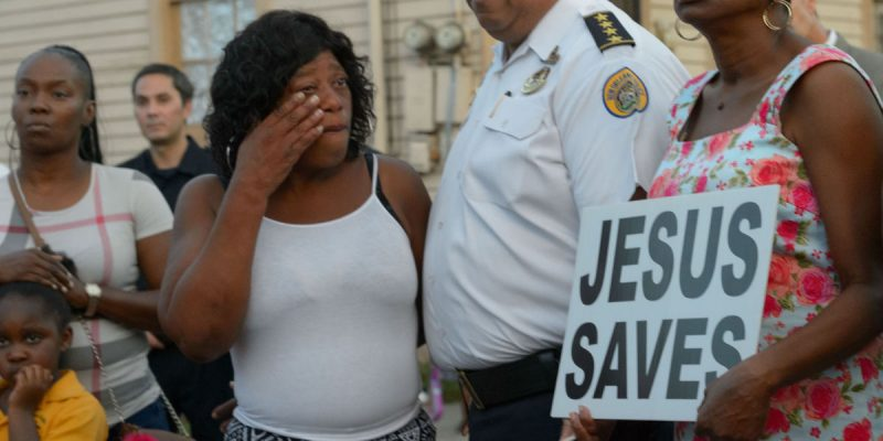 FAGAN: New Crime Stats Show New Orleans Murders Up 70 Percent