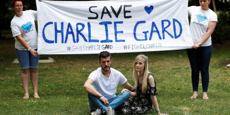 Baby Charlie Gard: A Timeline And A Call To Action For Texas
