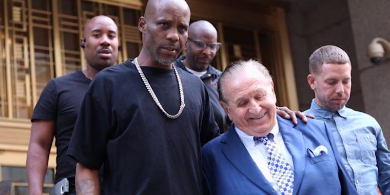 Rapper DMX Arrested On Tax Fraud, Posts $500k Bond