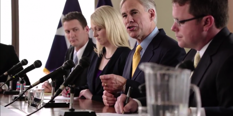 Texas Legislators: Hard At Work – Or Waiting Abbott Out?