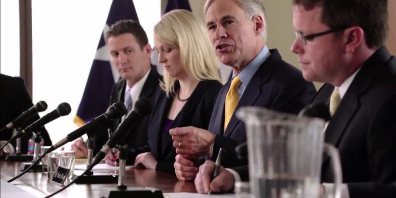 Texas Legislators: Hard At Work – Or Waiting Abbott Out?