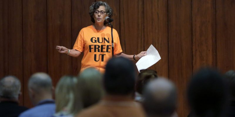 Judge Rejects Texas Professors Case to Ban Campus Carry; Activists React