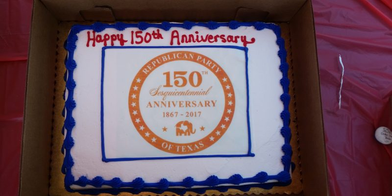Republican Party of Texas Celebrates 150th Anniversary