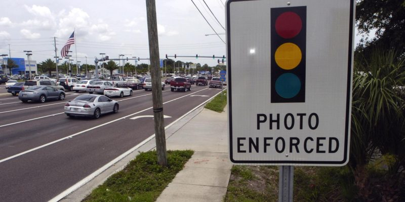 Will Gov. Abbott Do His Part To Get Rid of Red Light Cameras?